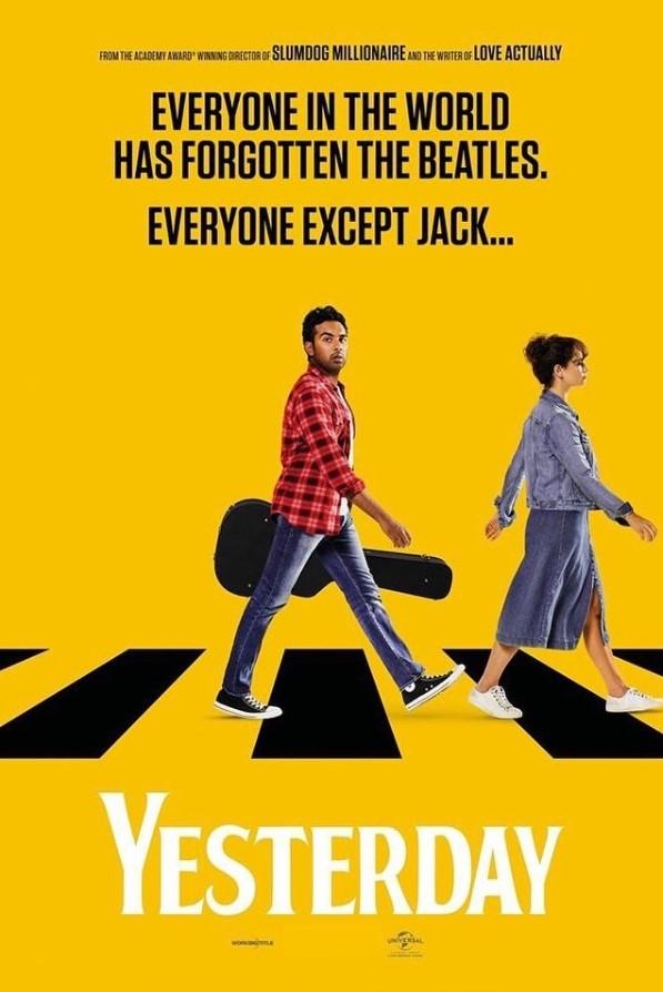 REVIEW: Yesterday (2019) — Movie Reviews — PinoyExchange.com