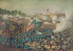 Battle of Williamsburg LOC.jpg
