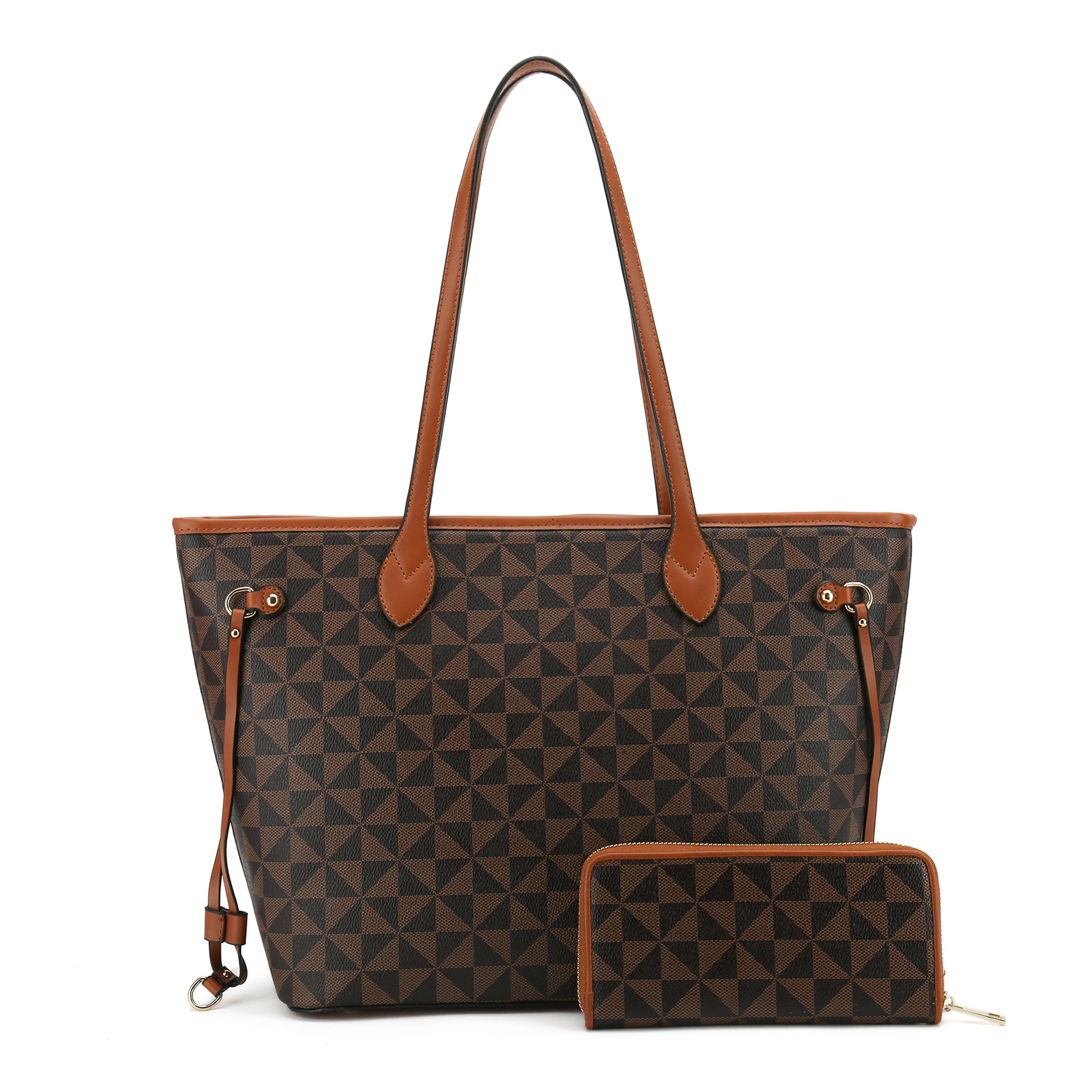 US$ 41.99 - RICHPORTS Women Luxury Handbags Top Brand Leather Totes Bag Large Capacity Shopping Shoulder Bags Lady Famous Designer Travel Tote For ...