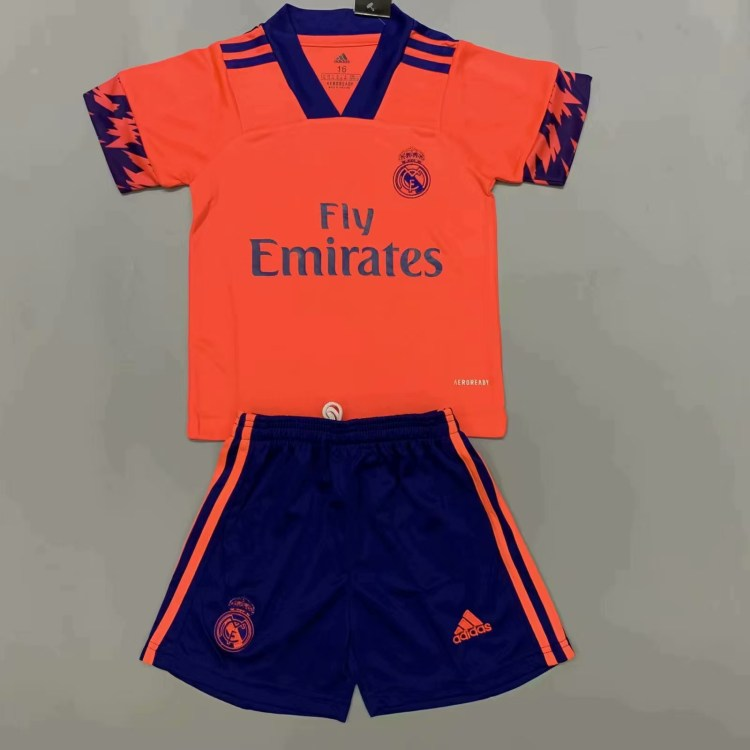 2020-2021 Children Real Madrid guest LIV Liverpool soccer ...