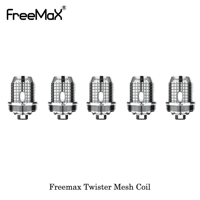 Freemax Twister Replacement Coil S316L X1 0.12ohm 0.15ohm