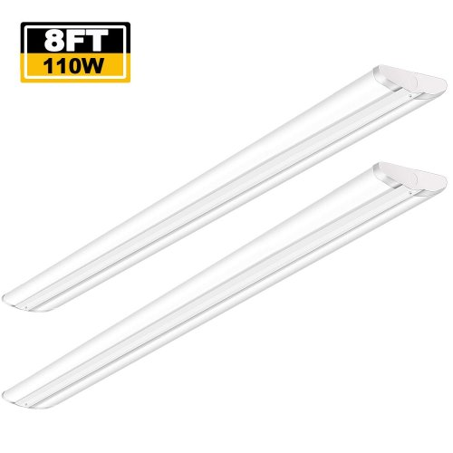 8 Foot Led Shop Light Fixtures