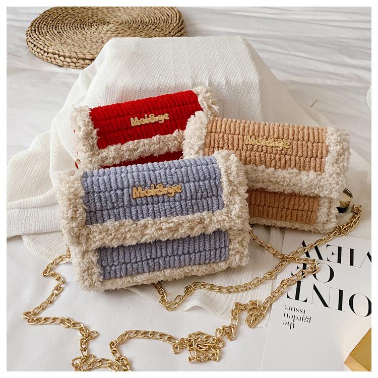 【Make A Bag For Her】DIY Messenger Bag Material Package