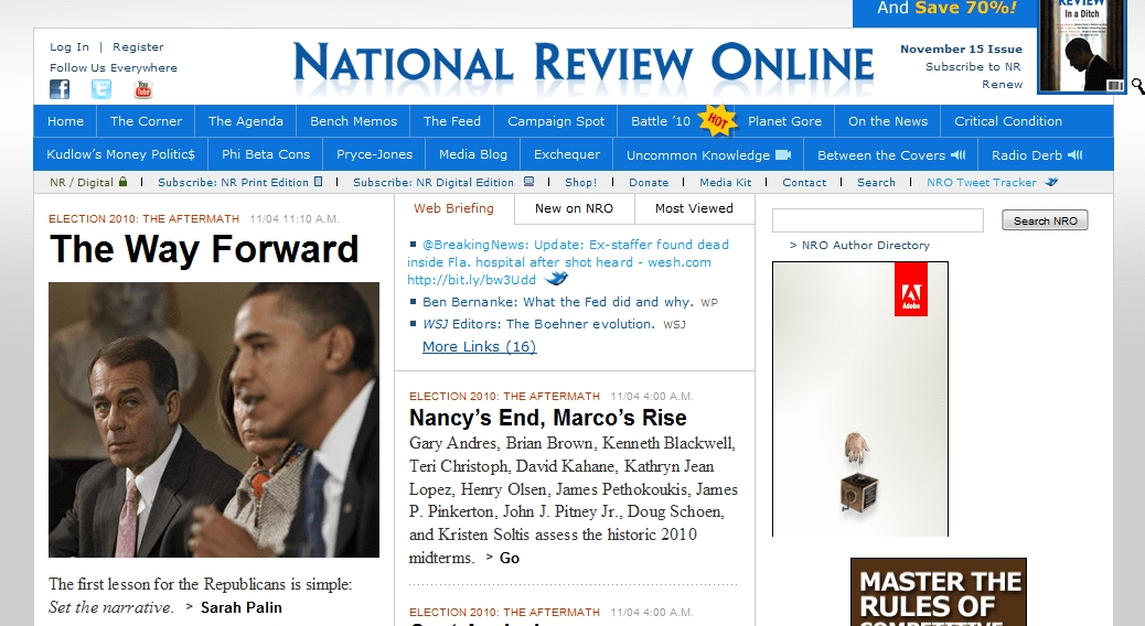 the corner page 3 national review 3