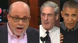 Levin speaks out on Mueller, Obama team and Second special counsel. Photo credit to US4Trump screen capture compilation.