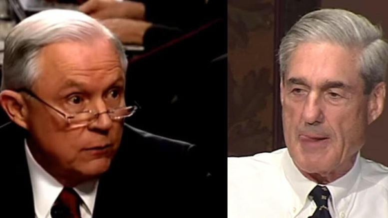 Session does not recuse himself from Cohen probe. Photo credit ABC and YouTube screen shot.