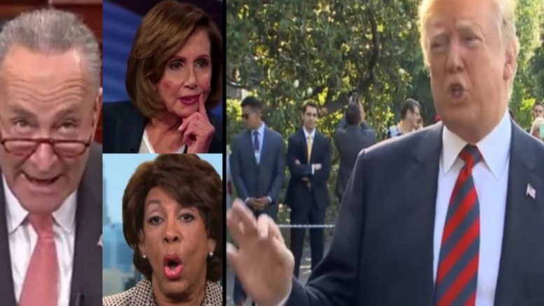 President Trump issued a shot that Republican's need to hear! Photo credit to US4Trump compilation with screen shots.
