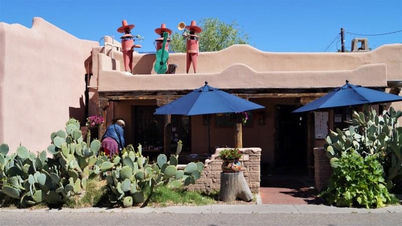 Albuquerque ist mexikanisch angehaucht