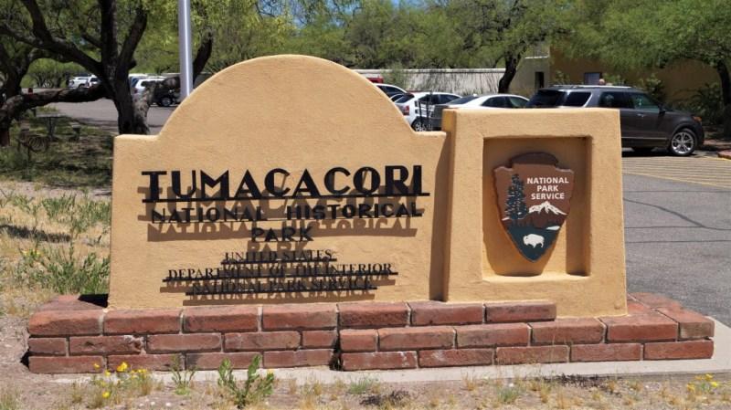 Nationalpark Tumacacori in Arizona