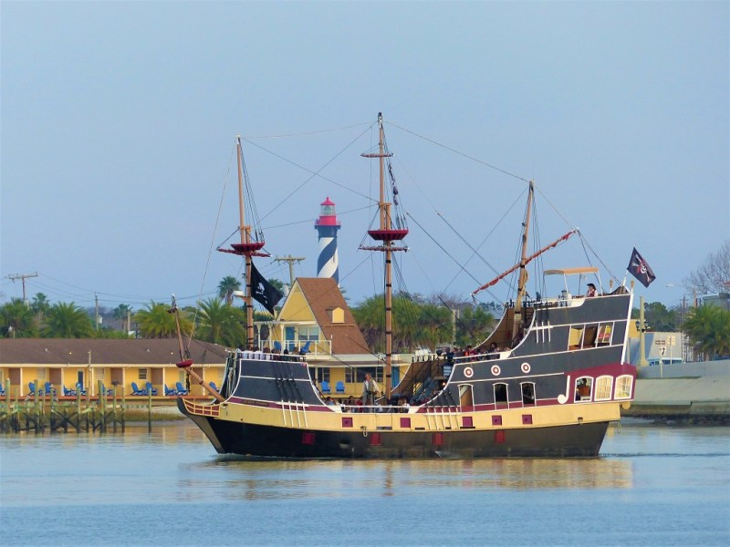 St. Augustine in Florida Nord