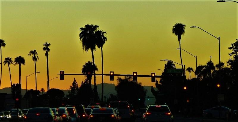 Sonnenuntergang Phoenix