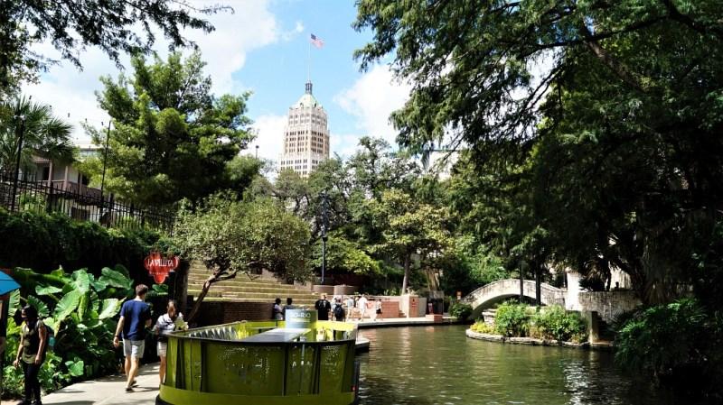 San Antonio ist schön