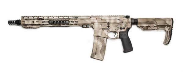 Rebel Arms RBR-15 Cerakote finish