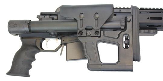 Ritter and Stark pistol grip SX-1