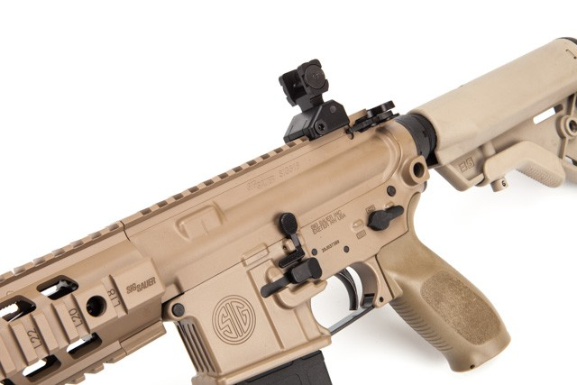 Sig Sauer G2 Patrol AR15, simple,clean engineering