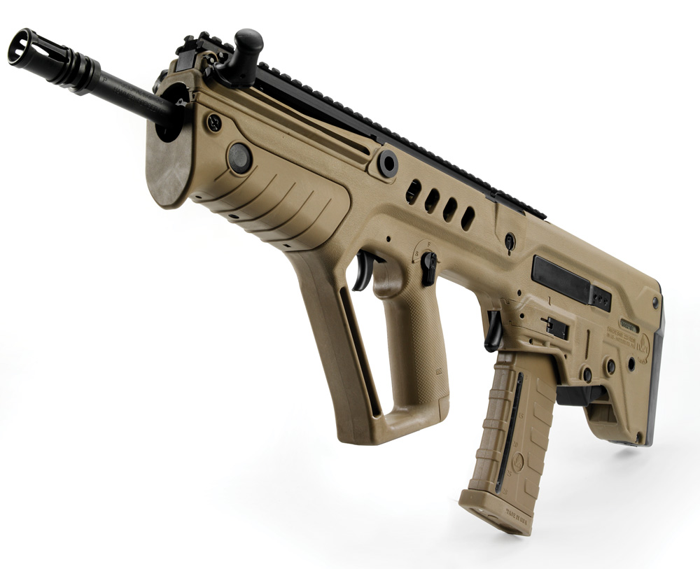 Tavor SAR Flat Top for sale. This bullpup rifle is a favorite with the Israeli Special Forces and it's easy to see the attraction.