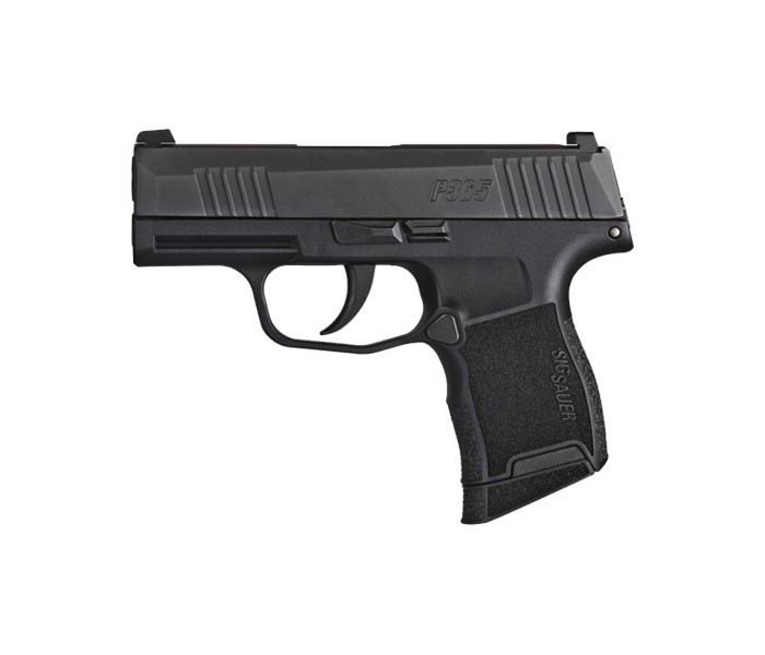 Sig Sauer P365 Nitron with thumb safety, the best concealed carry gun in the world? Buy guns online now at the USA Gun Shop.