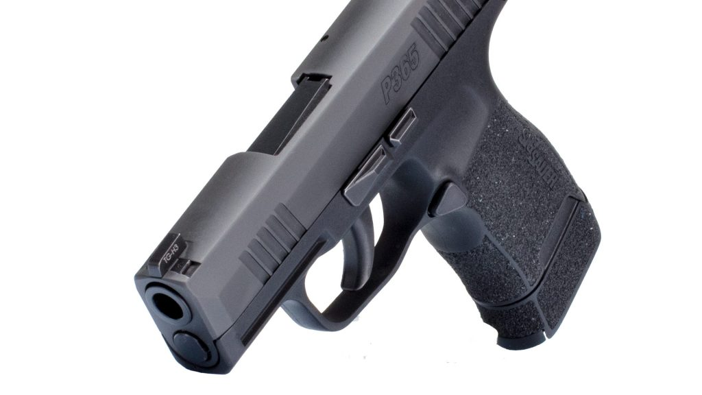 Problems With The Sig Sauer P365 Nitron? – USA Gun Shop