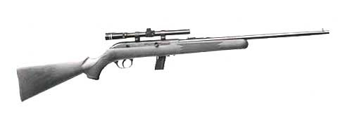Savage Arms FXP 22LR