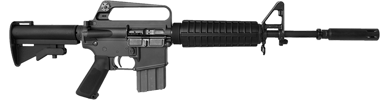 Brownells Tribute AR-15, a US Special Forces Classic, Today
