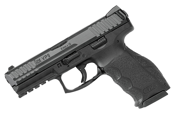 HK VP9 - One of the world's greatest handguns