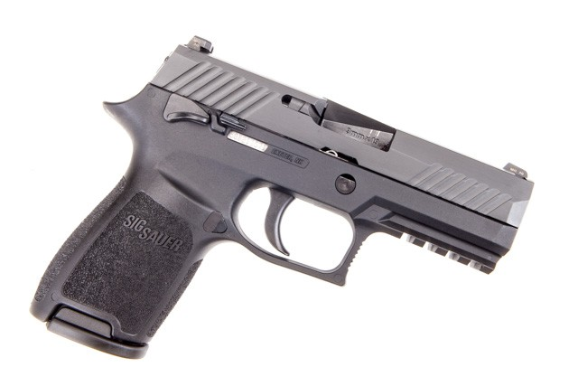 Sig P320 Compact, one of the best concealed carry handguns on the market. Buy yours now, just $449.99