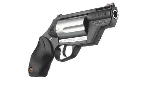 Taurus Public Defender Polymer. A very clever gun