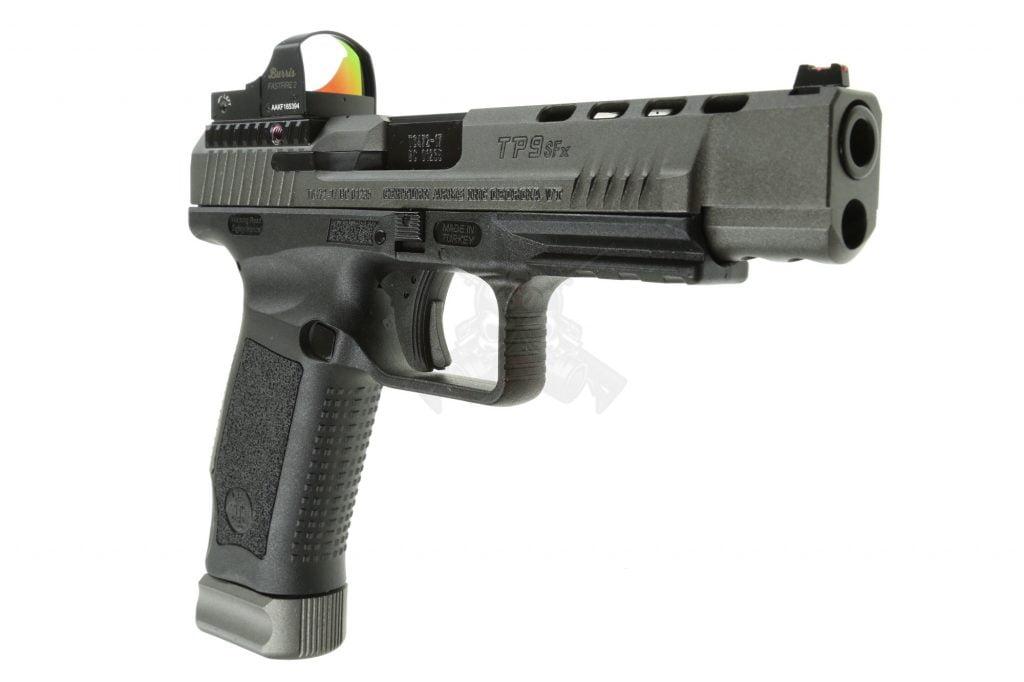 Canik TP9 SFX, an awesome 9mm handgun