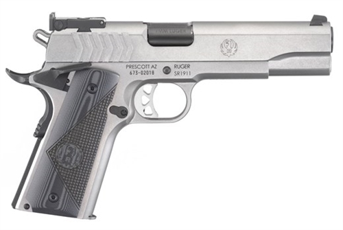 Ruger SR1911 Target - 5 inch barrel