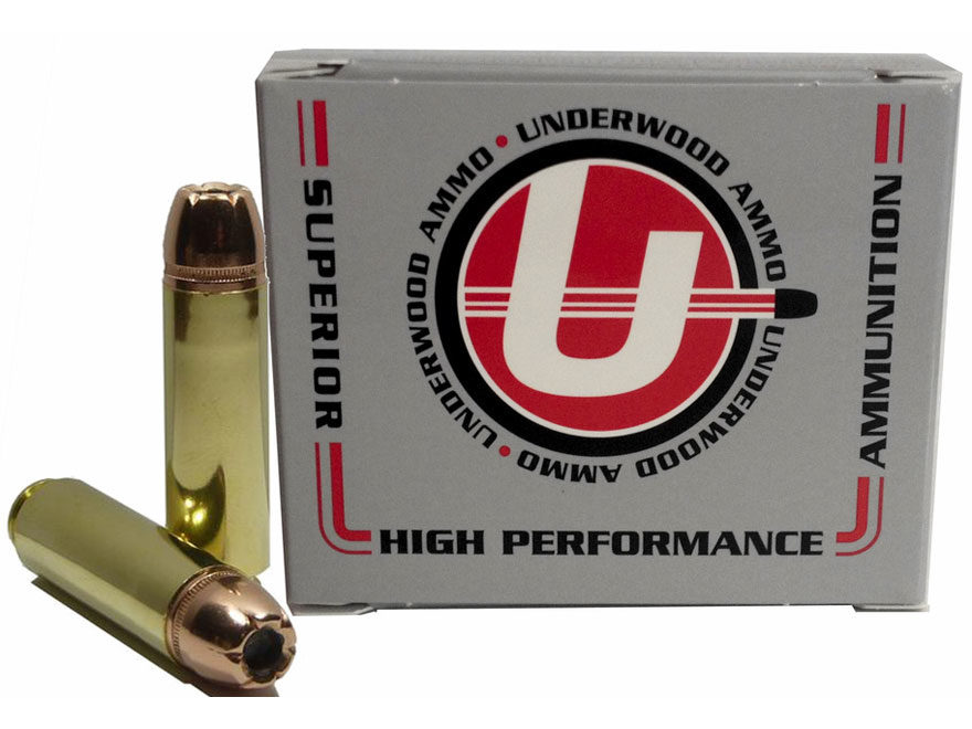 350gr Hollowpoints for the 50 Beowulf from Radical Firearms