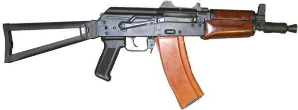 AKS-74u - Spesnatz killing machine