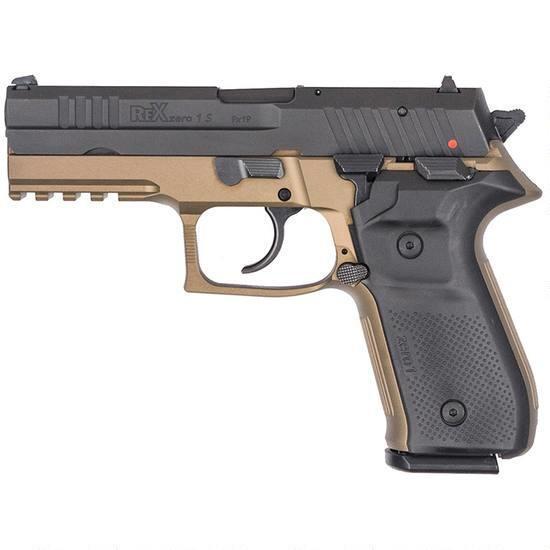 Ares ReX Zero 1S - Slovenian Beretta M9 Killer