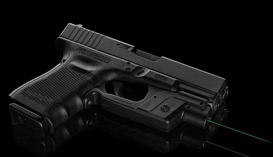 Crimson Trace laser for Glock 19