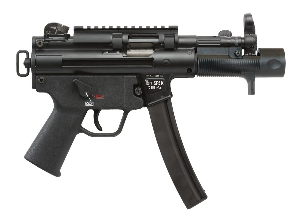 HK SP5K - The ultimate civilian SMG?