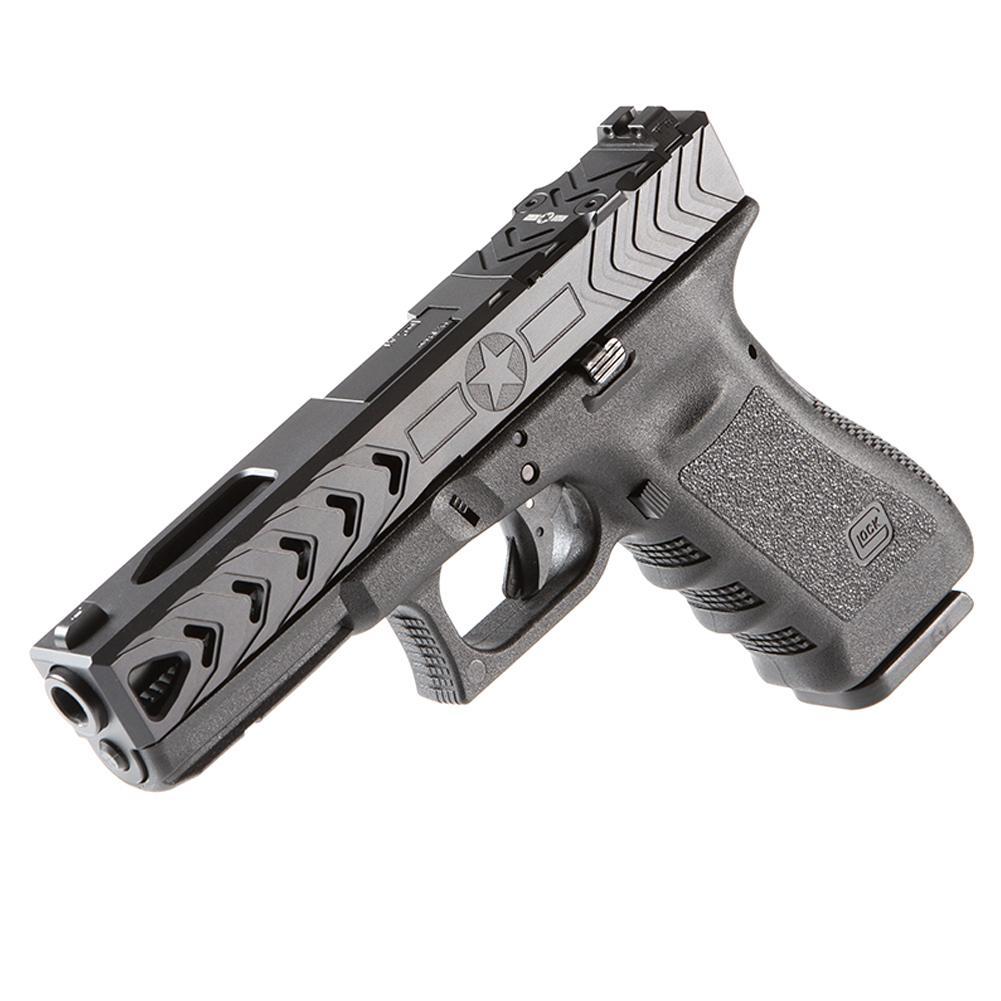 Patriot Ordnance Factory Glock 19 slide
