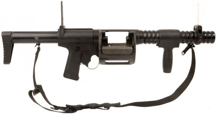 Arwen 37 Enfield riot gun