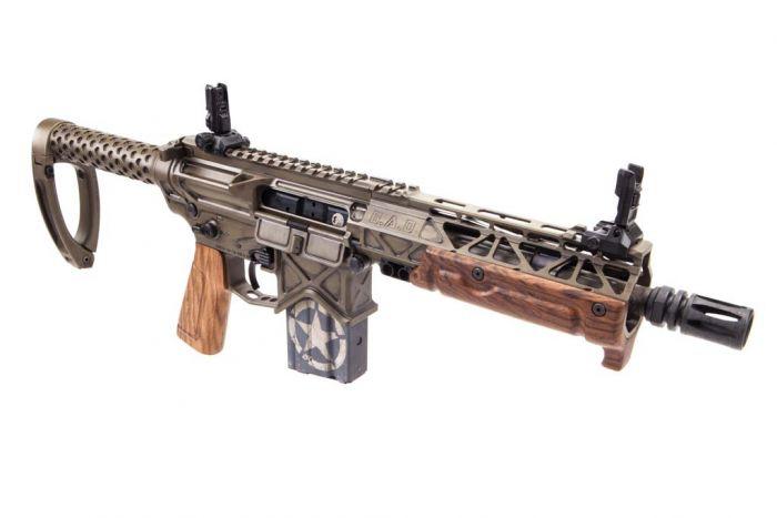 Battle Arms Development Tanker Pistol For Sale