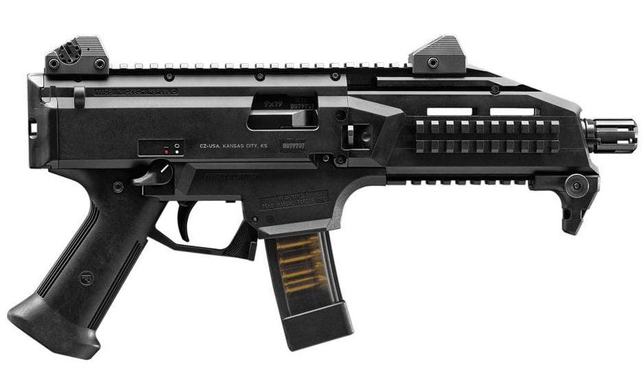CZ Scorpion Evo 3 9mm