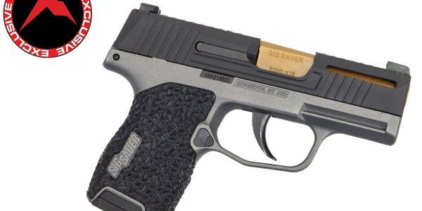 Danger Close Armament First Custom Sig P365 Usa Gun Shop