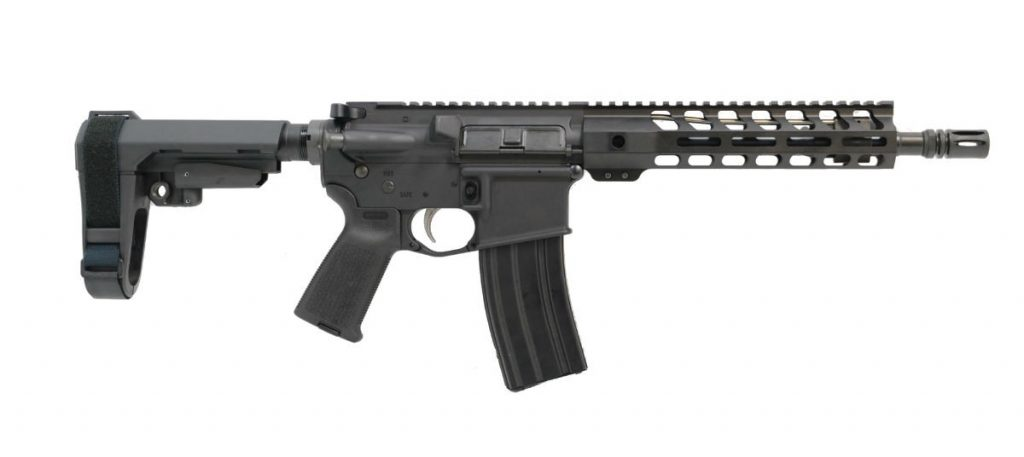 Palmetto State Armory AR Pistol