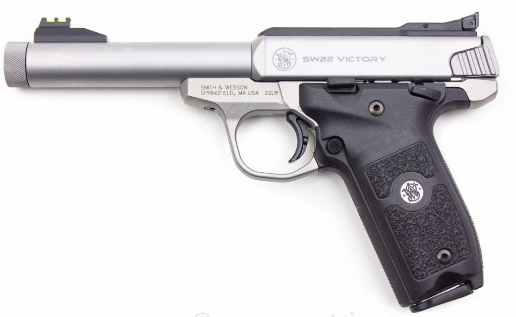 Smith Wesson SW22 Victory For Sale