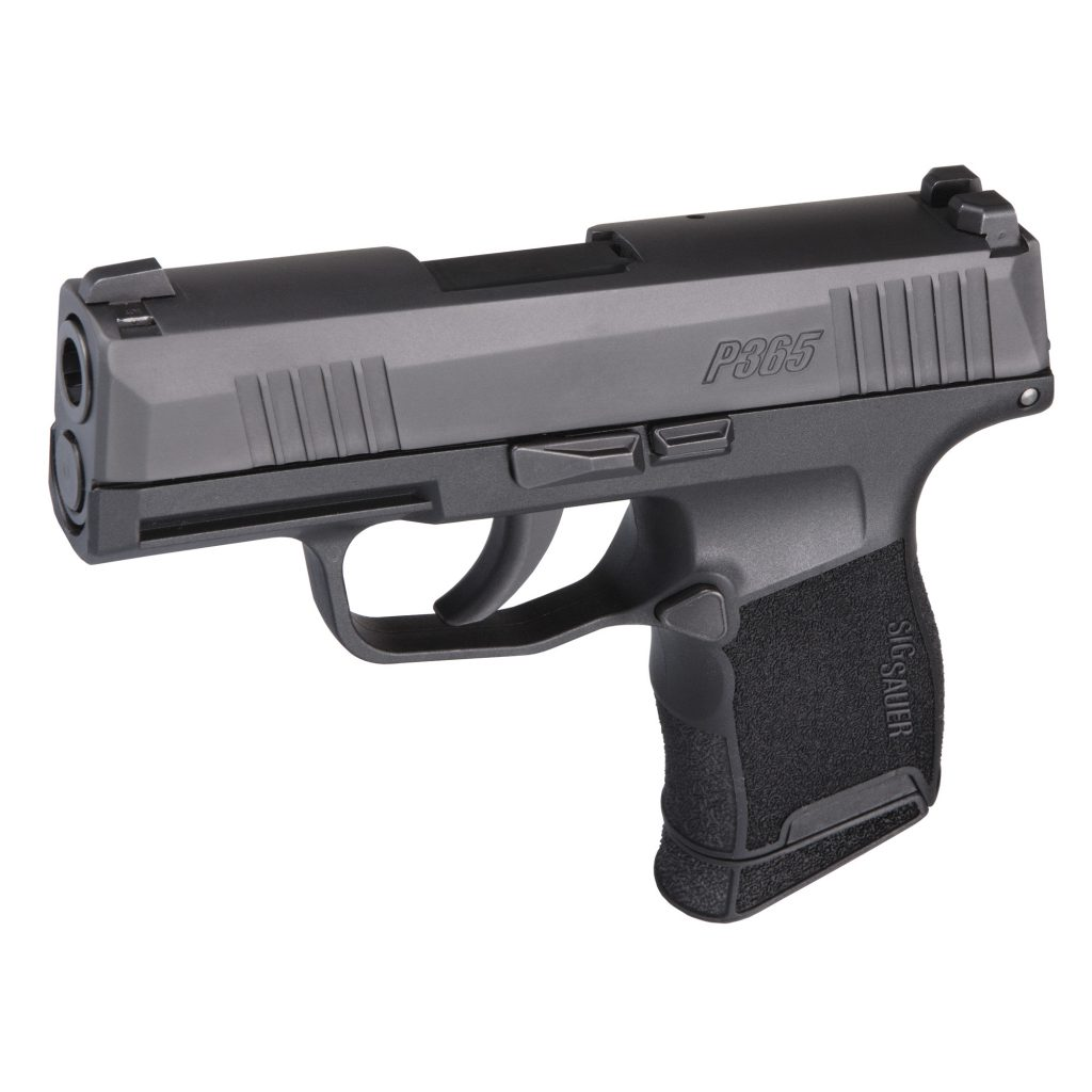 Sig Sauer P365 Nitron - The best CCW comes in a surprisingly small package