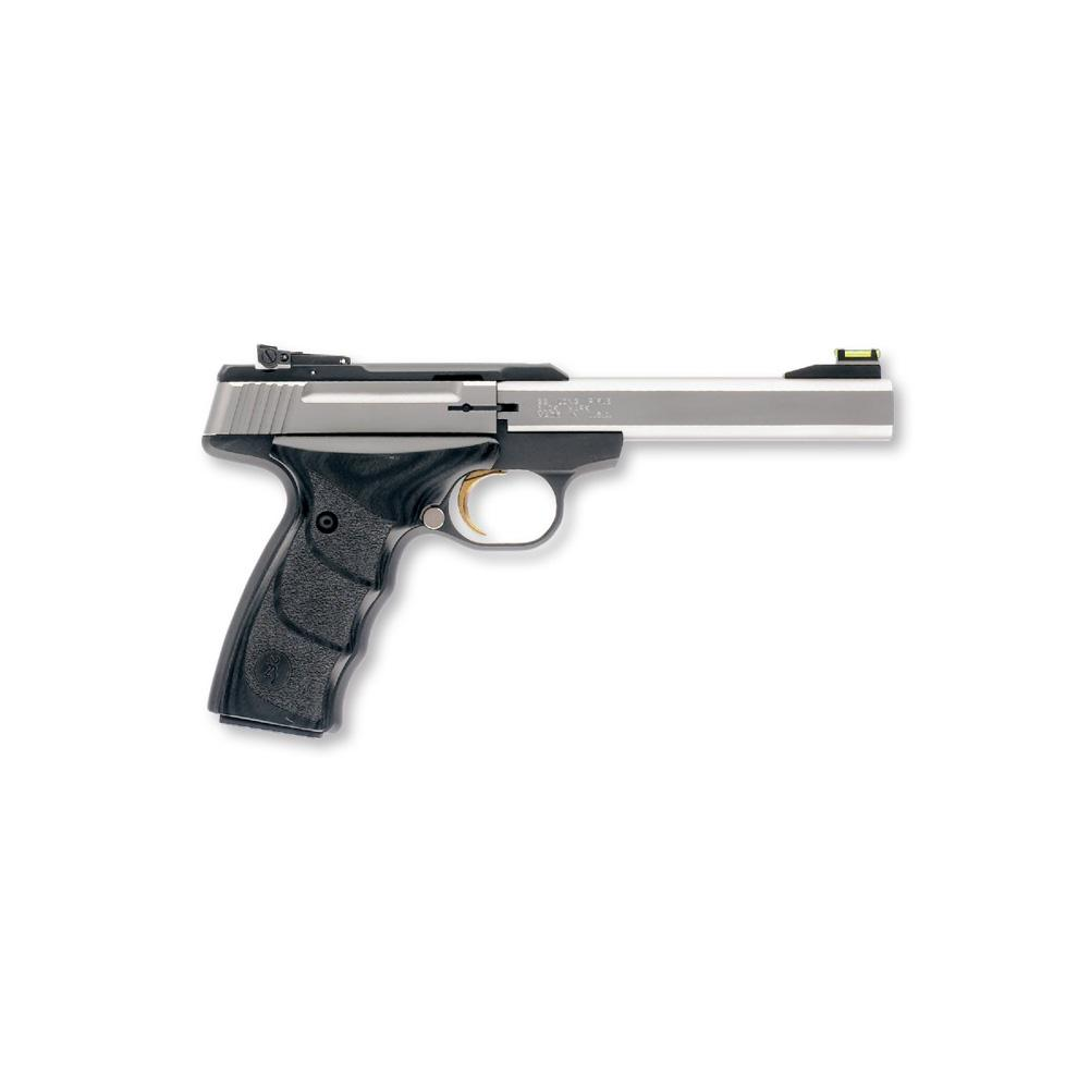 Browning Buck Mark Challenge - A 7.5 inch barrel target pistol. 22LR.