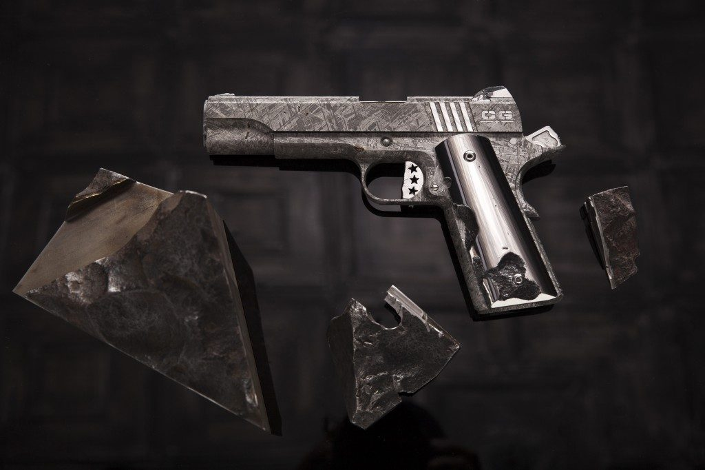 Cabot Guns' Big Bang Pistol Set is the most expensive 1911 handgun in the world