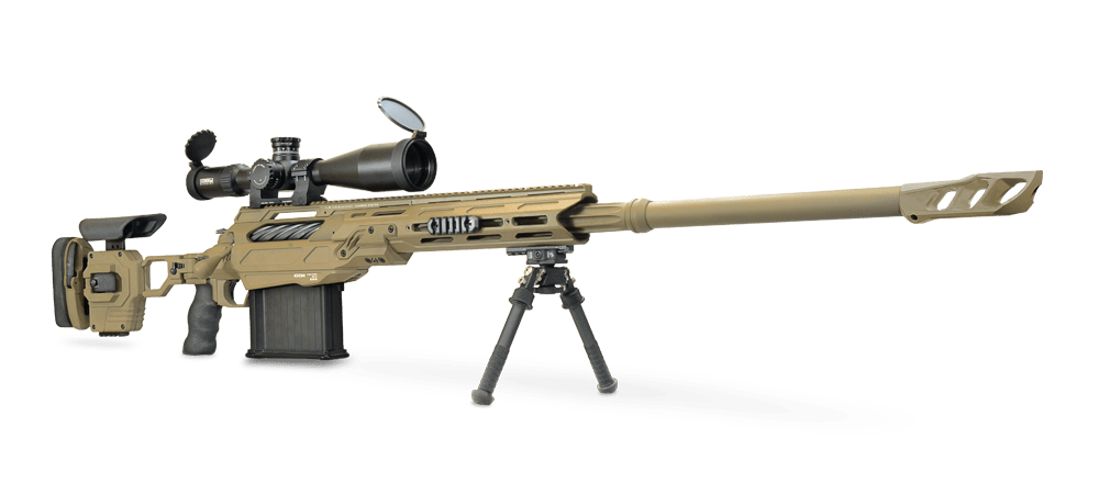 Cadex Defense Tremor .50 BMG rifle on sale now. Buy your big bore rifle today.
