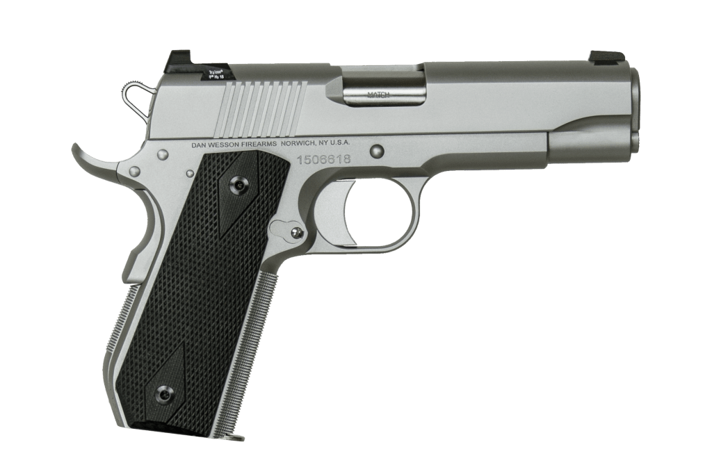 Dan Wesson V-Bob a budget alternative to a Nighthawk pistol
