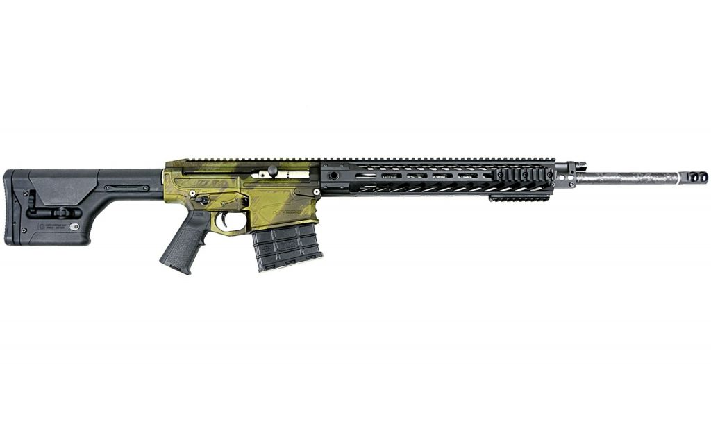 Nemo Arms Watchman - Designer Sniper rifle chambered in 300 Win Mag