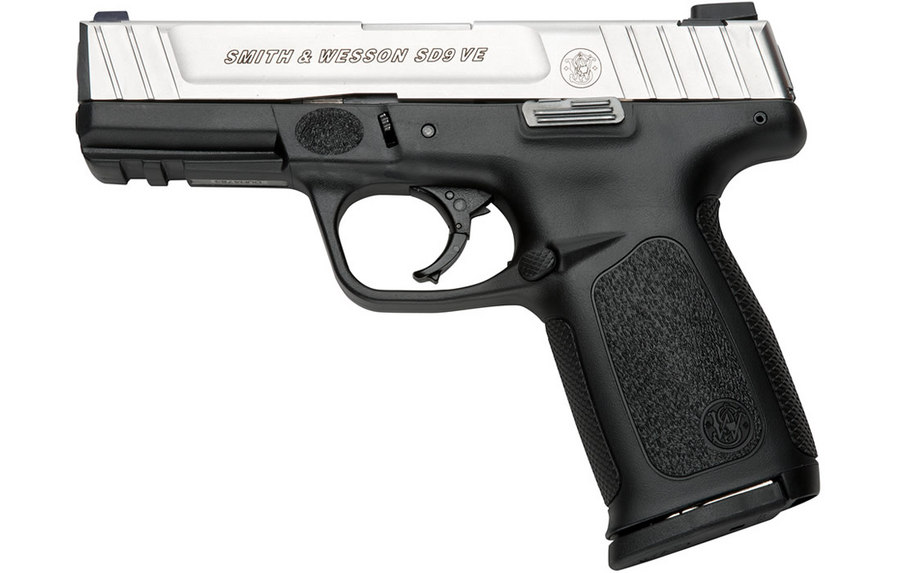 Smith & Wesson SD9 VE For Sale - A great starter handgun and a cheap CCW