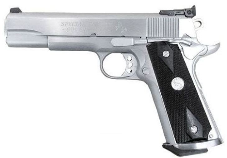 Colt Special Combat Government 45 ACP for sale - One of the best 1911s for sale.