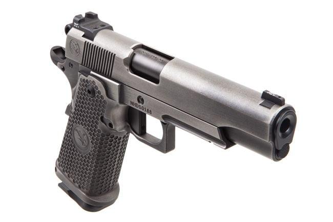 Nighthawk Custom Global Response Double Stack 9mm - A great custom firearm